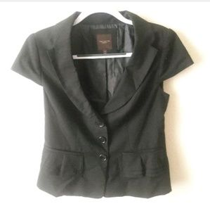The Limited Women's Short Sleeve Blazer